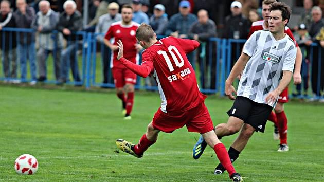 Radničtí vydolovali tři body. Sokol Radnice - Černice 1:0