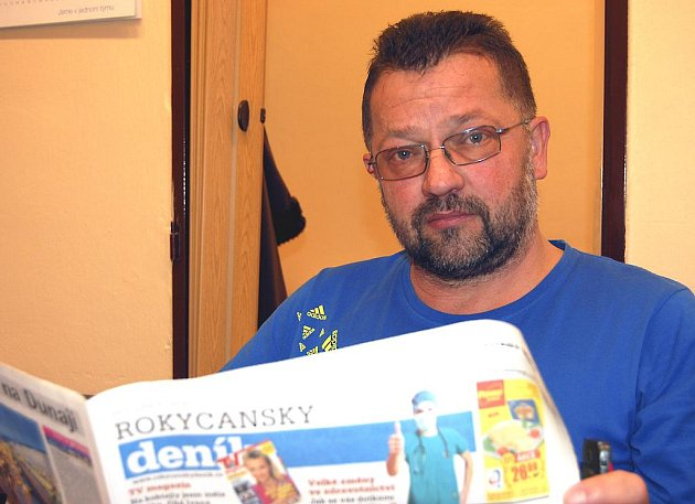 Miroslav Jedlička slaví v pondělí 50. narozeniny. Předseda a také tajemník okresní tělovýchovné organizace dnes na dálku sleduje, jak o fungování ČSTV rozhodne valná hromada.