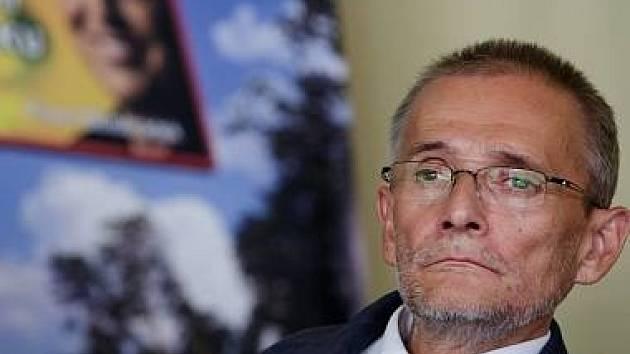 KDU-ČSL představila lídry kandidátek do voleb. Václav Krása.