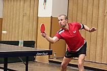Stolní tenis - divize - Sokol Břasy - Klatovy 10:4