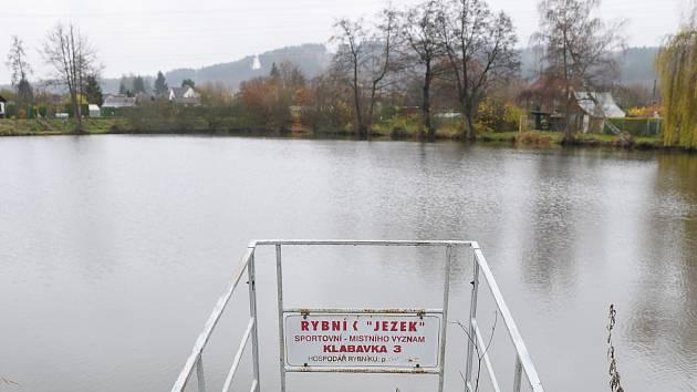 Rybník Ježek (ilustrační foto)