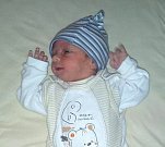 Barbora Bystrická, Mirošov, narozena 17. září ve 13:46 hodin ve FN Lochotín, míry 2 390 gramů a 43 cm.