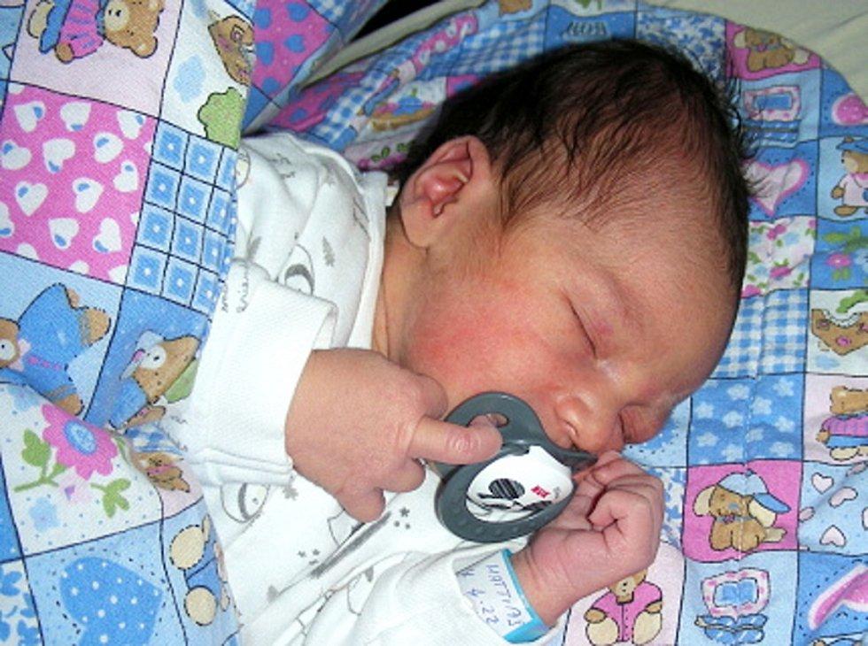 MATTIAS DIMITROV se narodil v neděli 17. září 2017 rodičům Michaele Vardžikové a Antoniovi Dimitrovi. Mattiasovy porodní míry byly 3,22 kg a 51 cm. Rodiče si syna odvezli z Hořovic domů do Rokycan.