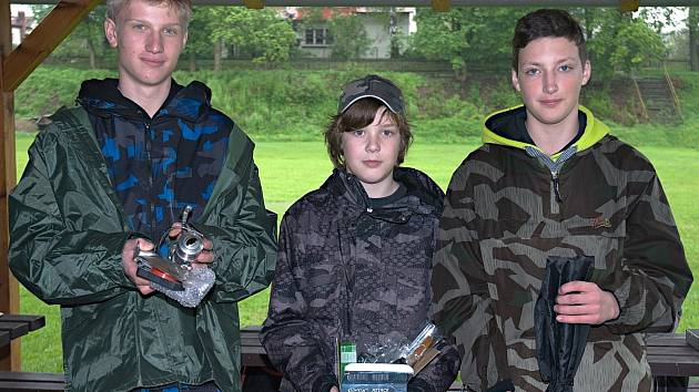 Vítězství v letošním ročníku bylo v sobotním deštivém počasí opravdu zasloužené.