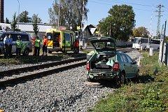 Smrtelná nehoda se stala dnes po třinácté hodině v Rokycanech.