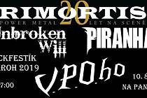 Rockfestík Zbiroh 2019