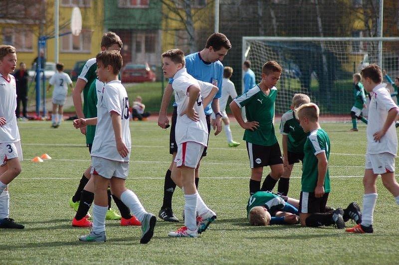 U13 FC Rokycany - Písek