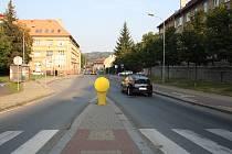 Soukenická ulice v Rokycanech se uzavře na deset měsíců.
