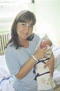 Matěj ŠŮS z Plzně přišel na svět 22. května minutu po druhé hodině ranní. Manželé Renata a Martin věděli dopředu, že i jejich druhé dítě bude chlapeček. Matěj vážil při narození 3630 gramů, měřil 51 cm.