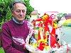Nestor rozhodčích Veselý slaví 75. narozeniny