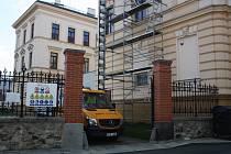 Rekonstrukce ZŠ ulice Míru.