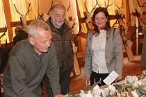Výstava mysliveckých trofejí za rok 2018.