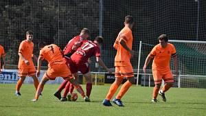 Starší dorostenci FC sahali marně po bodech