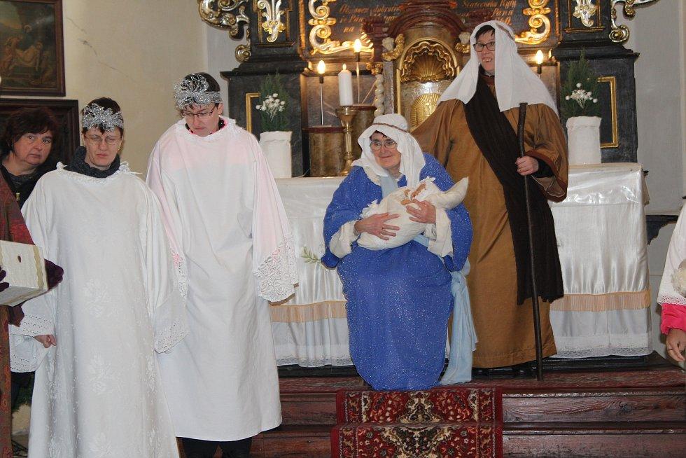 Advent ve Zvíkovci