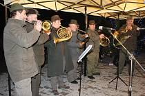 Vánoční zpívání v Klabavě