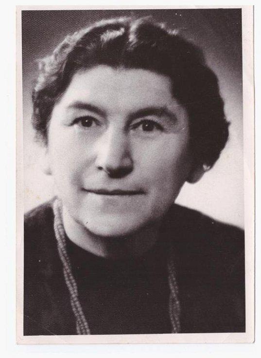 Plzeňská Radmila Maria Gärtnerová.