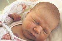 Karolína HROMADOVÁ z Rokycan se narodila 12. ledna v 10 hodin a 50 minut. Její porodní váha činila  rovných 3500 gramů, měřila 50 cm.