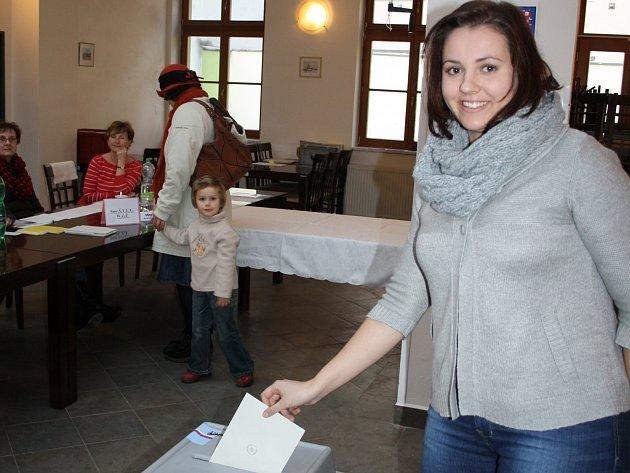 Volby na Rokycansku.