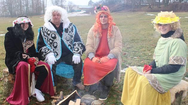 Zajímavé dobrodružství prožili malí i velcí v sobotu ve Zbiroze.
