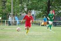 Mladší dorost FC Rokycany - SK Petřín