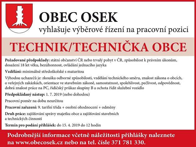Obec Osek