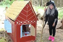 Pohádkové bytosti byly k vidění v kempu Veselý Habr u Volduch. Stovky návštěvníků tak přispěly na léčbu Tobiasovi.
