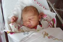 S pěknou váhou 4,02 kg a mírou 52 cm přišla na svět v neděli 13. ledna 2019 Sára Ratajová. Manželé Šárka a Martin si prvorozenou dcerku Sárinku odvezli z hořovické porodnice domů do Šťáhlav.
