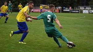FC Rokycany - Svatobor Hrádek 3:1 (2:1)