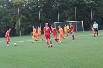 Dorostenci FC usilovali marně o premiérový zisk ve druhé lize. FC Rokycany - SK Petřín Plzen 3:4, kategorie U19
