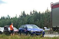 Nehoda u Holoubkova