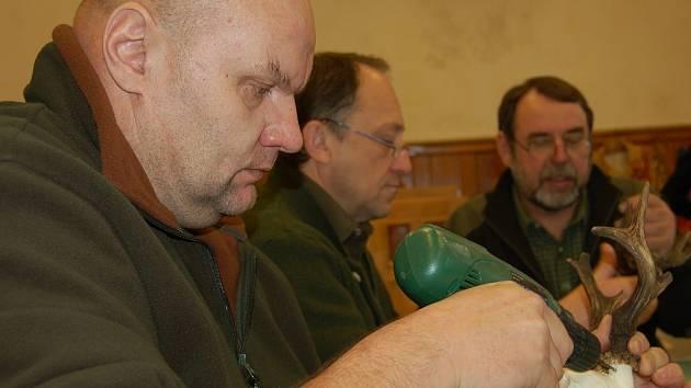 Nejcennějšími trofejemi, ulovenými na Rokycansku od 1. dubna loňského roku až do letošního 15. ledna se chlubí myslivci z celého okresu.
