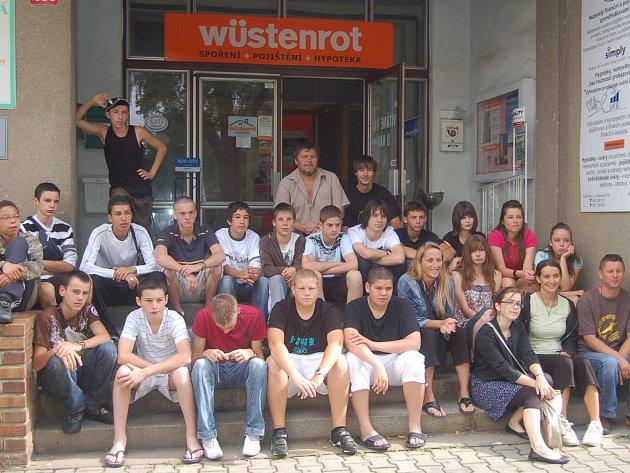 Tentokrát byla řada na nich. Své přátele z oddílu Divoké Orlice přijeli potěšit do Čech. Absolvovali spolu několik zajímavých výletů a v sobotu se rozloučí na táboře v Plasích.