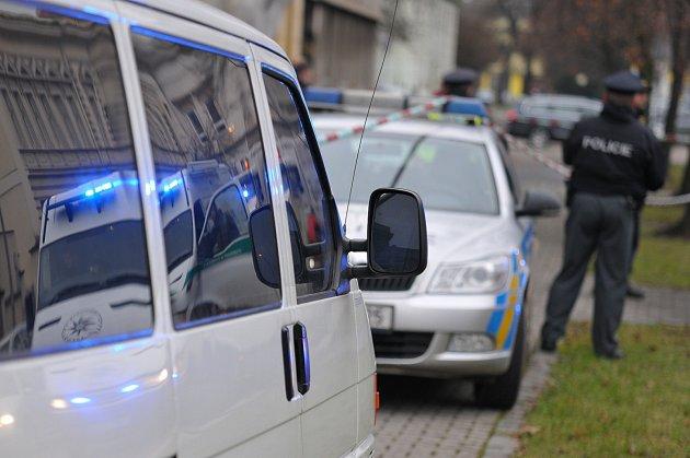 Policie ČR.