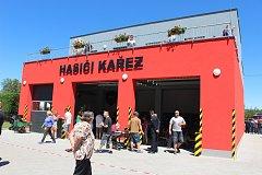V Kařezské zbrojnici dnes zaparkuje nová cisterna. Ilustrační foto
