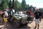 Letošní Bahna navštívilo přes padesát tisíc návštěvníků. Předvedla si současnká armáda i kluby vojenské historie.