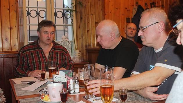 Výroční schůze ZO ČSOP