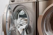 Pračka. Ilustrační foto.