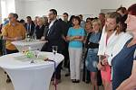 Oslavy 25 let školy v Jeřabinové.