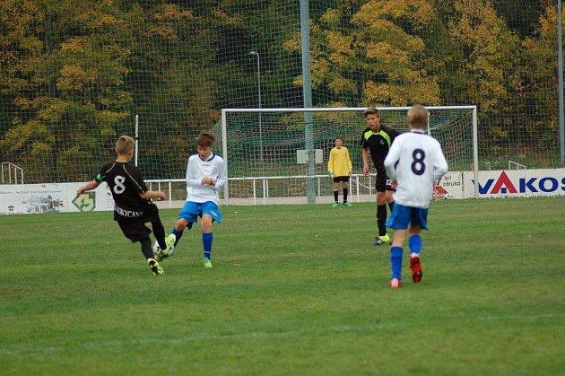 U14 FC Rokycany - Slavoj Vyšehrad
