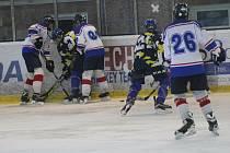 HC Rokycany – Slovan Ústí nad Labem 1:7 (0:4, 1:2, 0:1)