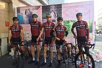 Jezdci rokycanské stáje AC Sparta závodili opět v Asii na dvou etapách.