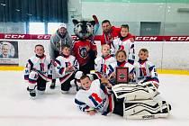 Borci ročníku 2012 a 2013 byli v Plzni na turnaji třetí...