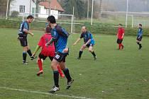 Fotbalisté Příkosic si proti houževnaté Tlučné připsali tři body do tabulky krajské 1. B třídy.