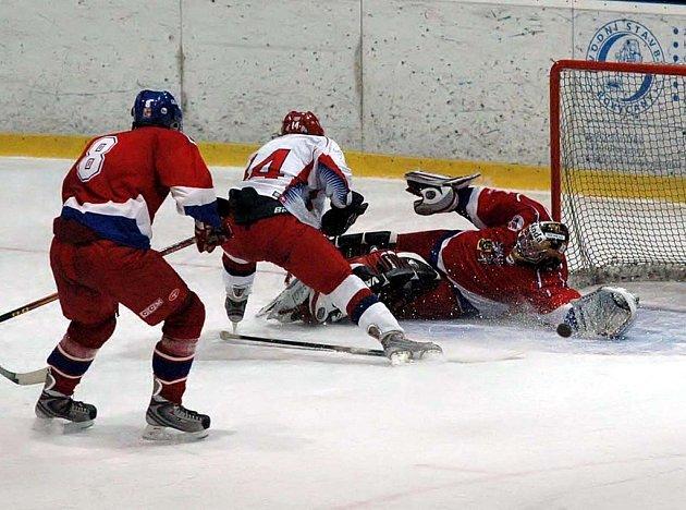 Hokejoví reprezentanti v Rokycanech