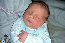 Sebastian BUDÍN z Kařezu. Pátý člen přibyl 24. května do rodiny Lenky a Lukáše Budínových z Kařezu. V tento den se manželům narodil syn Sebastian s pěknou váhou 3896 gramů a mírou 52 cm.