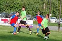 Rokycany B se po 90 minutách rozešly s Bukovcem smírně 2:2. Penalty vyzněly pro zálohu FC, která nadále bojuje o udržení krajské 1. A třídy.