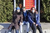 Dámské trio z ROH soutěžilo na mistrovství ČR v Praze