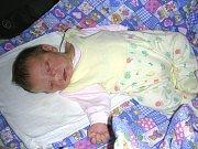 HANA ŠVECOVÁ ze Zbirohu, druhá dcerka manželů Zuzany a Martina se narodila 24. září 2017 v hořovické porodnici. Holčička vážila po příchodu na svět 3,43 kg a měřila 49 cm. Hanička bude vyrůstat se sestřičkou Terezkou (1 rok 9 měsíců).
