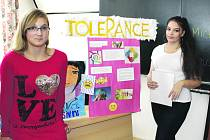 """ŽÁCI ze Základní školy Stupno si připravili projektový den s mottem: """"Nečiň, co odsuzuje tvé svědomí, a neříkej, co není v soulad s pravdou"""""""