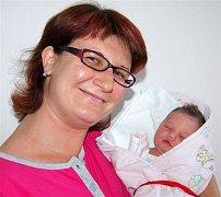 Barbora ŠÍSTKOVÁ z Mýta se narodila 16. září v 10 hodin a 7 minut. Maminka Štěpánka a tatínek Jiří věděli dopředu, že jejich první dítě bude holčička. Barunka vážila při narození 3100 gramů, měřila 49 cm. Tatínek byl na porodním sále rokycanské porodnice